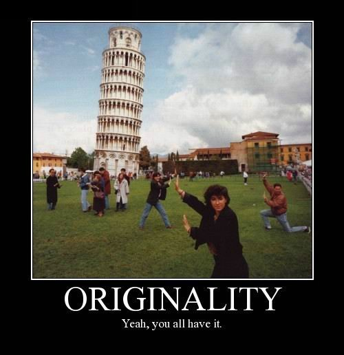 Originalité, droit d'auteur